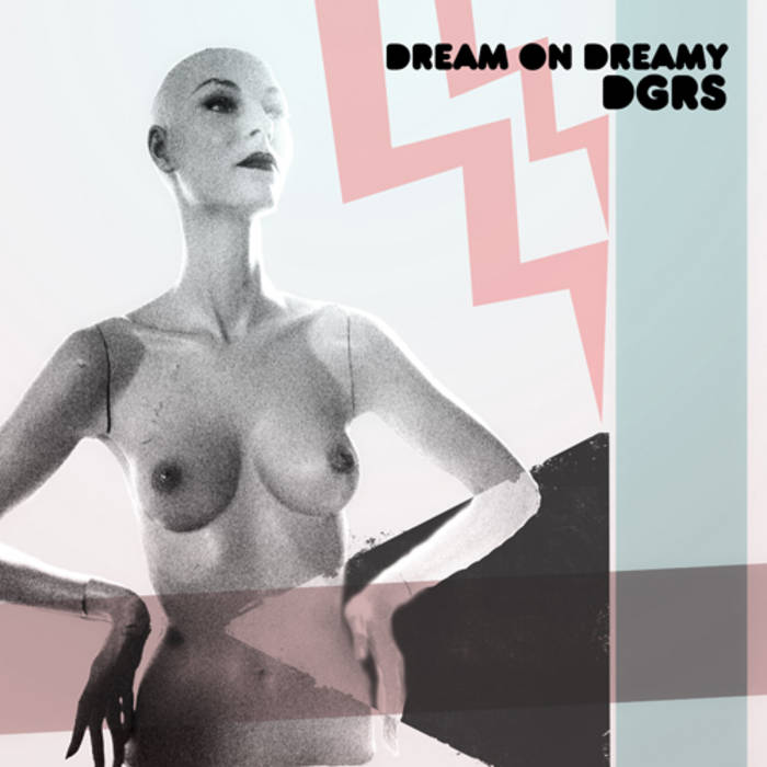 Dream On Dreamy cover art