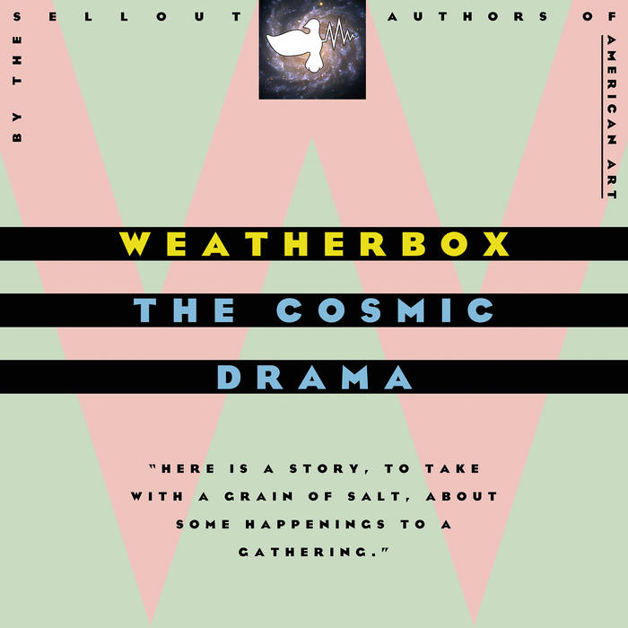 The Cosmic Drama cover art