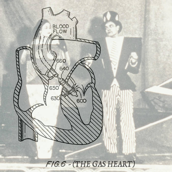 The Gas Heart cover art
