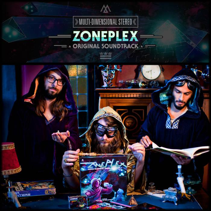 Zoneplex Board Game Soundtrack cover art