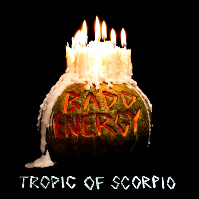 Tropic of Scorpio cover art