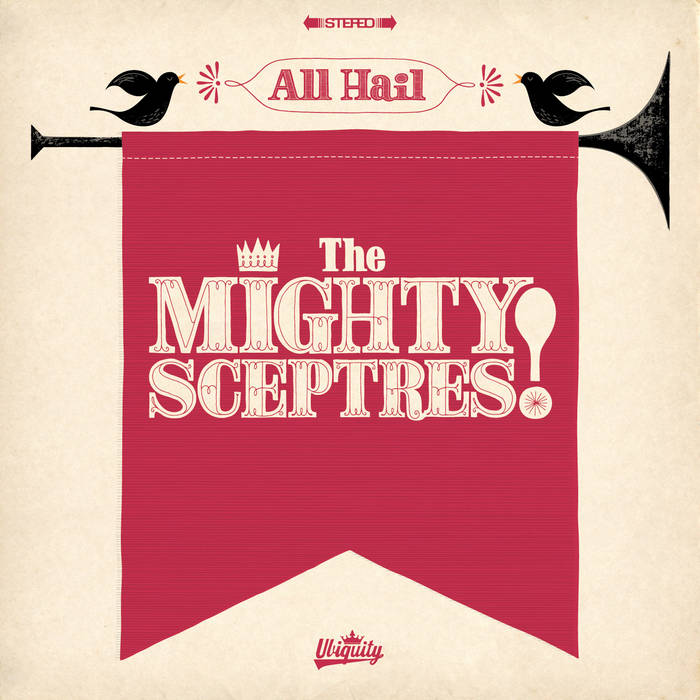 All Hail The Mighty Sceptres! cover art