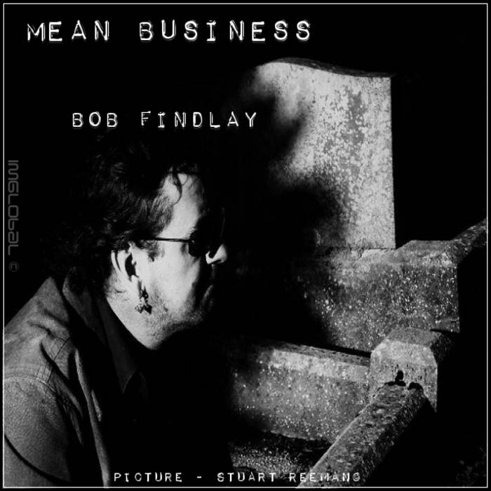 Mean Business cover art