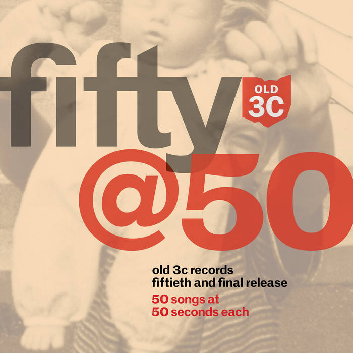 Fifty@50 cover art