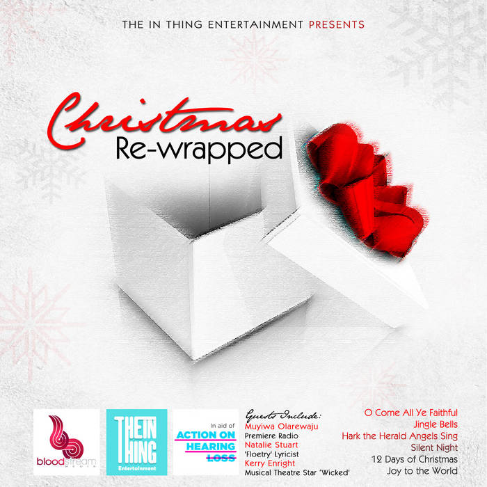 Christmas Rewrapped cover art