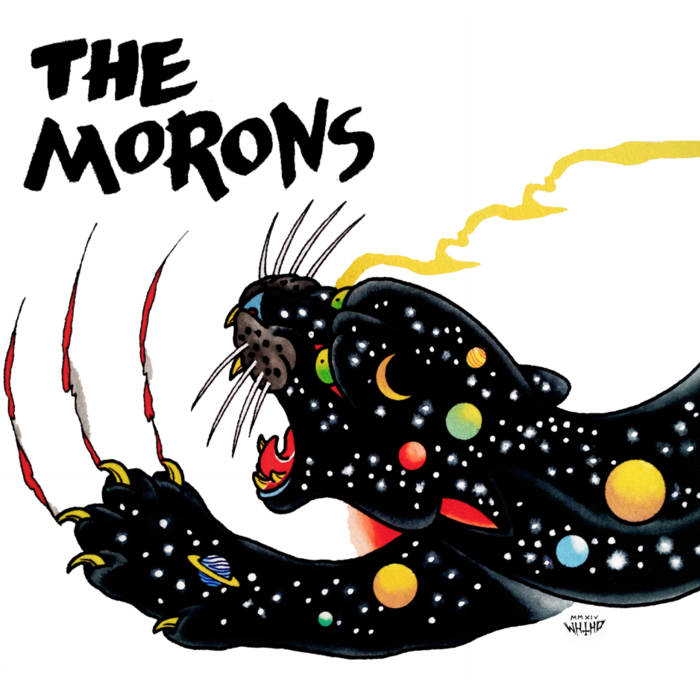 The Morons cover art