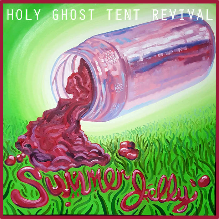 Summer Jelly EP cover art