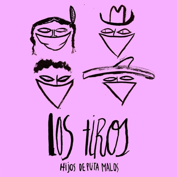 Hijos De Puta Malos cover art