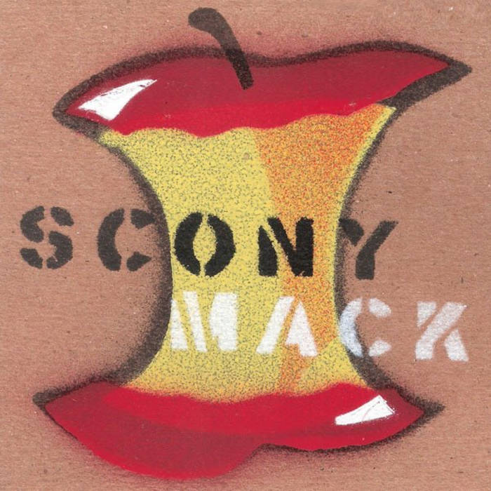 Scony Mack (Apple Album) [2012] cover art
