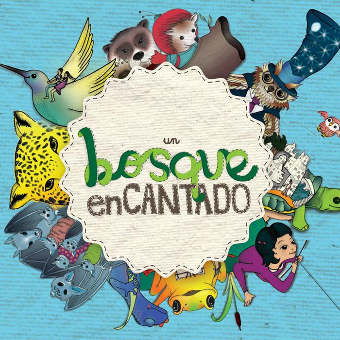 Un Bosque EnCantado! cover art