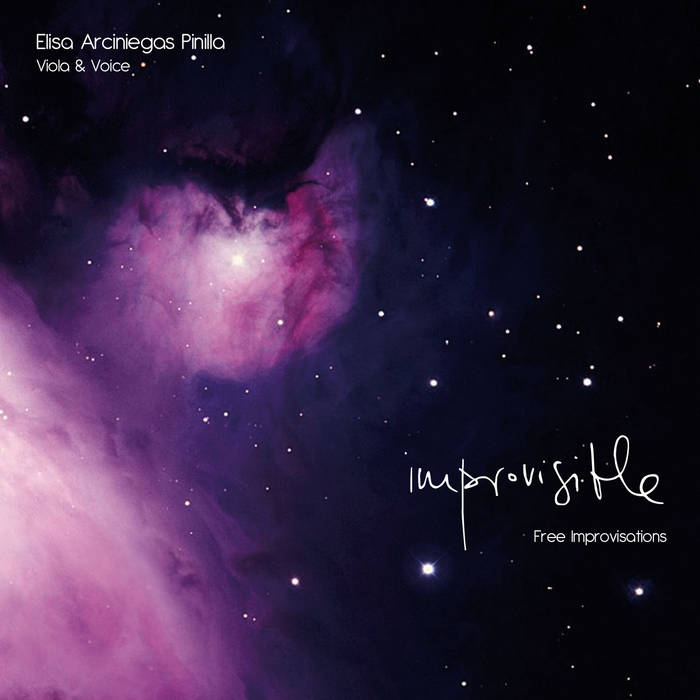 Improvisible cover art
