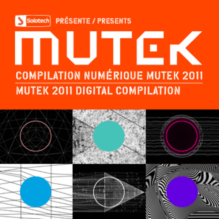 MUTEK 2011 DIGITAL COMPILATION cover art