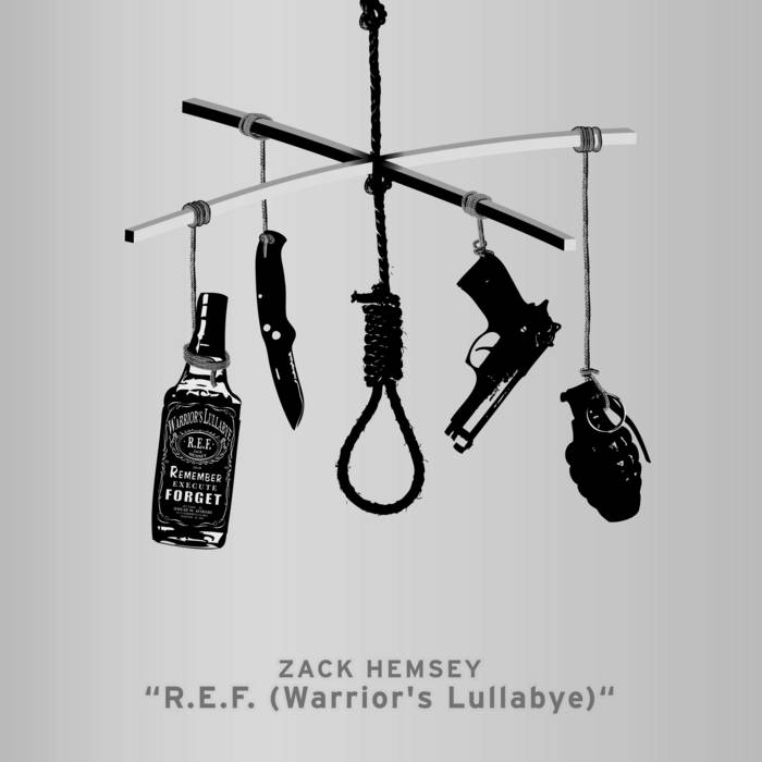 R.E.F. (Warrior's Lullabye) cover art