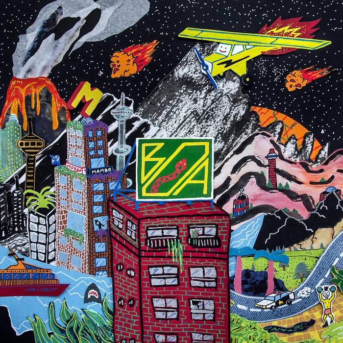 BOA cover art