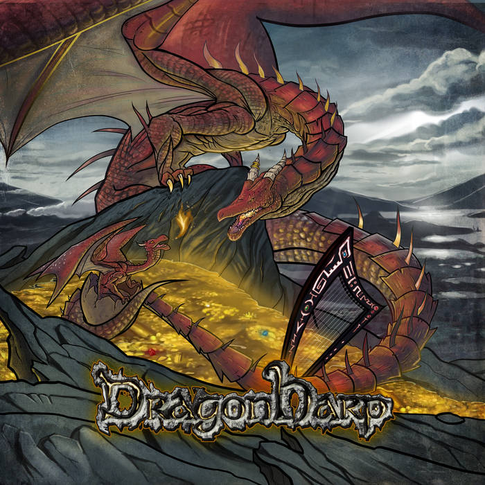 Let The Dragon Fly cover art