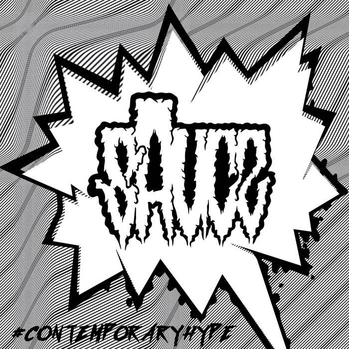 #CONTEMPORARYHYPE cover art