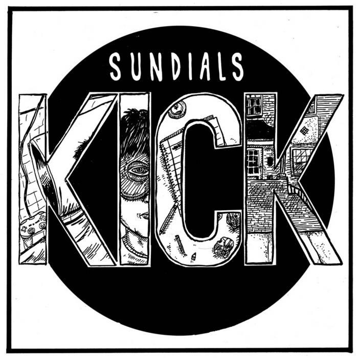 Kick cover art