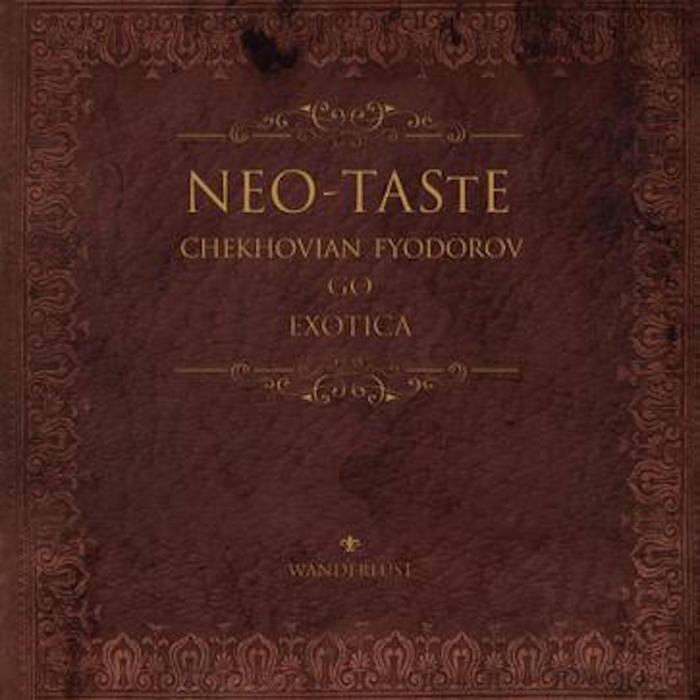Neo-Taste cover art