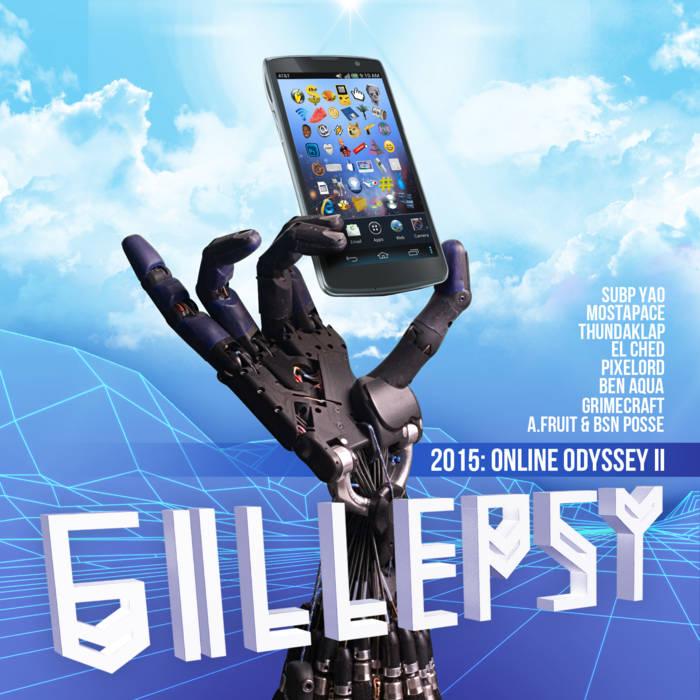2015: Online Odyssey II cover art