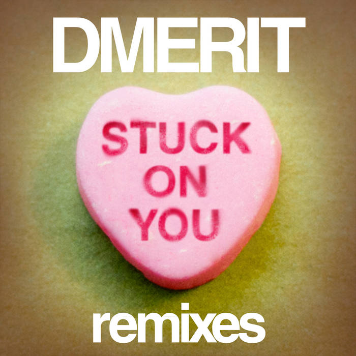 Stuck on You Remixes cover art