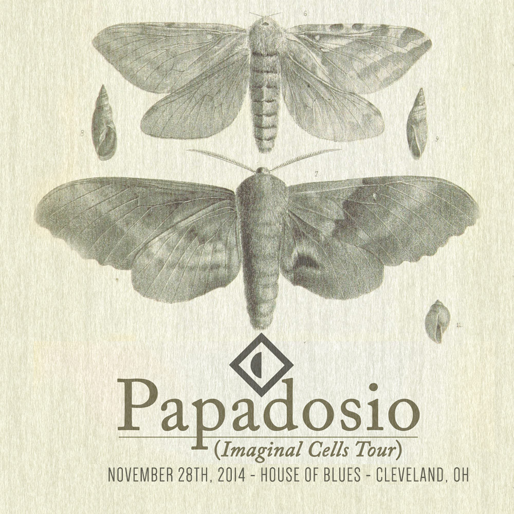 live at the house of blues cleveland - imaginal cells tour | papadosio