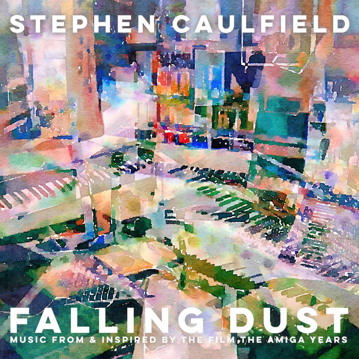 Falling Dust (Music from & Inspired by the Film The Amiga Years) cover art