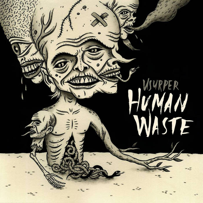 Human Waste cover art