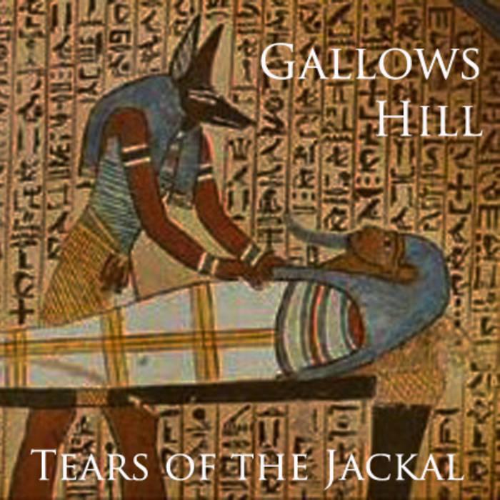 Tears of the Jackal cover art