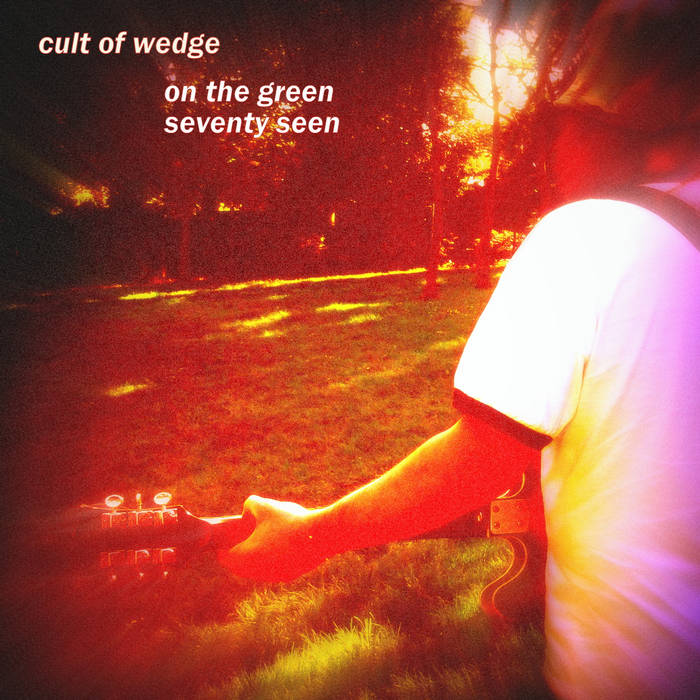 ON THE GREEN SEVENTY SEEN cover art
