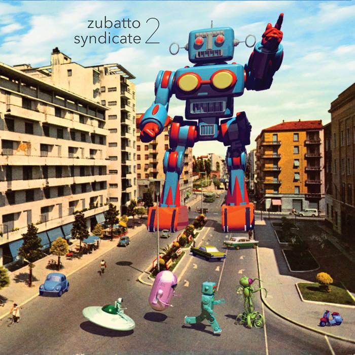 Zubatto Syndicate 2 cover art