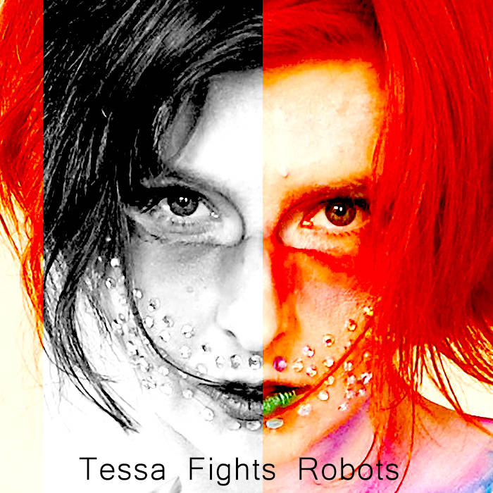 Tessa Fights Robots cover art