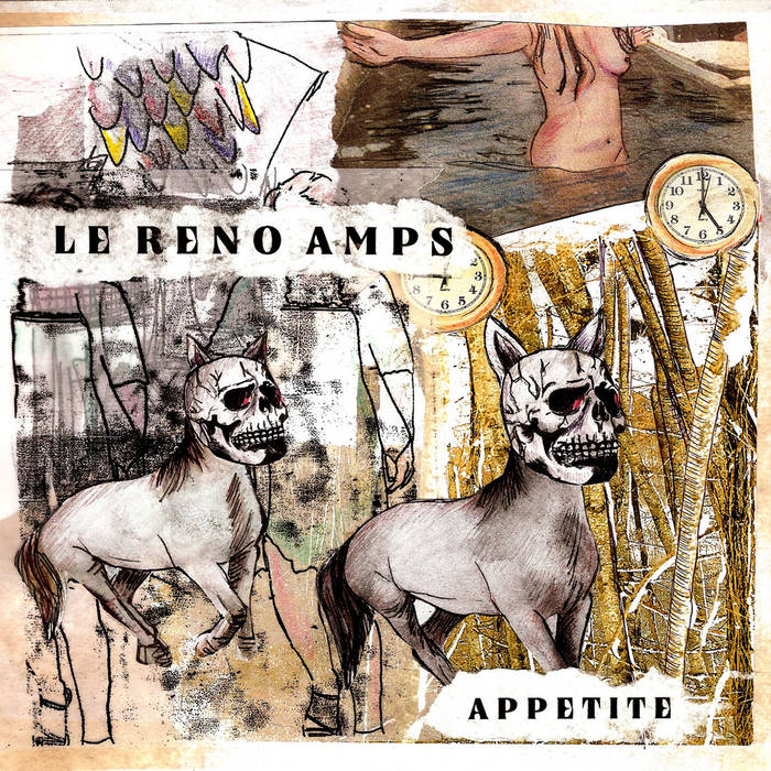 Appetite cover art