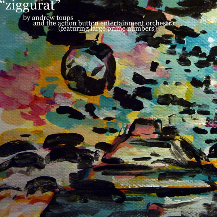 ZiGGURAT Original Soundtrack cover art