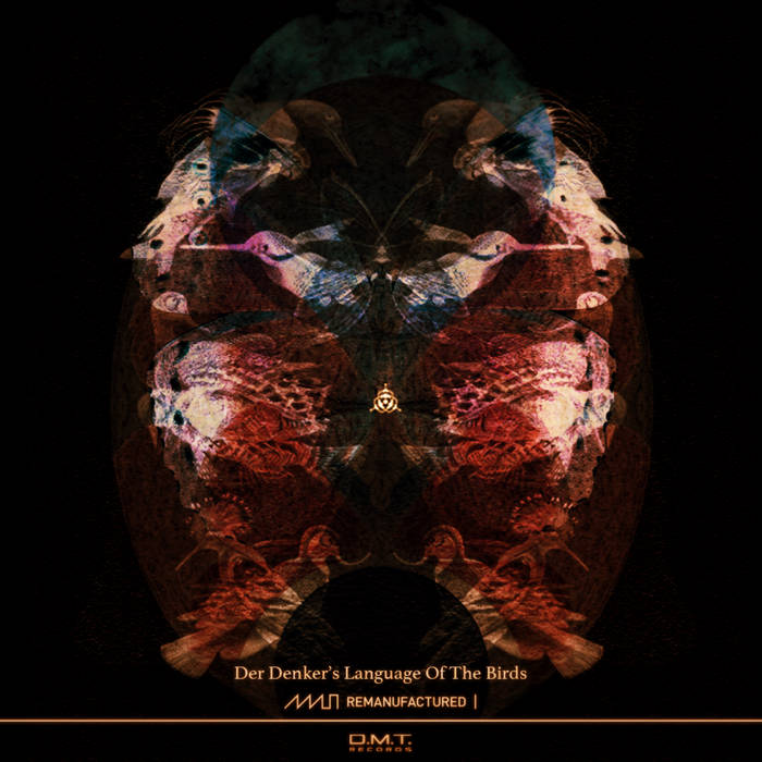 The Language Of The Birds - Remanufactured cover art