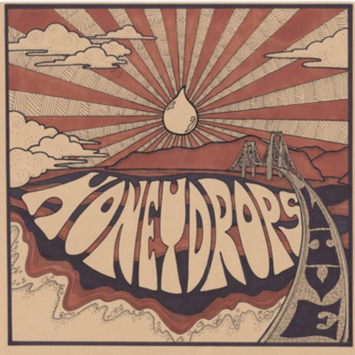 Honeydrops Live cover art