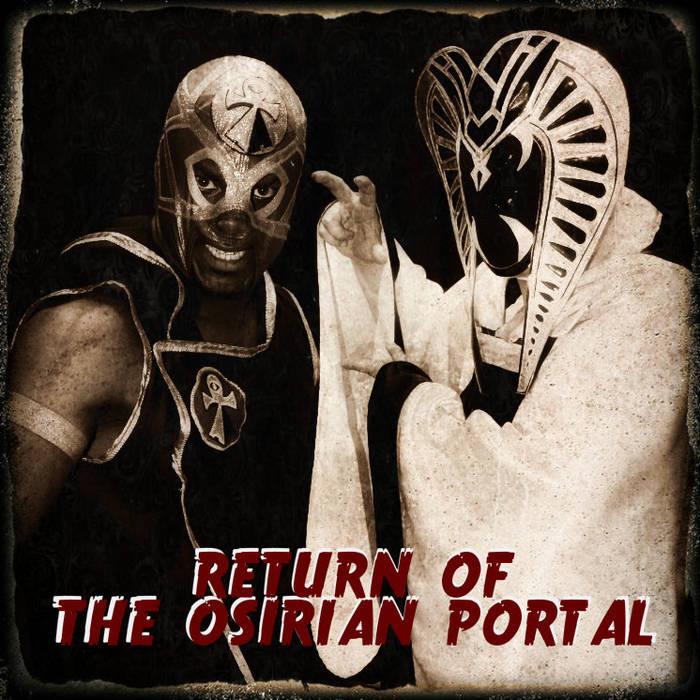 Return Of The Osirian Portal cover art