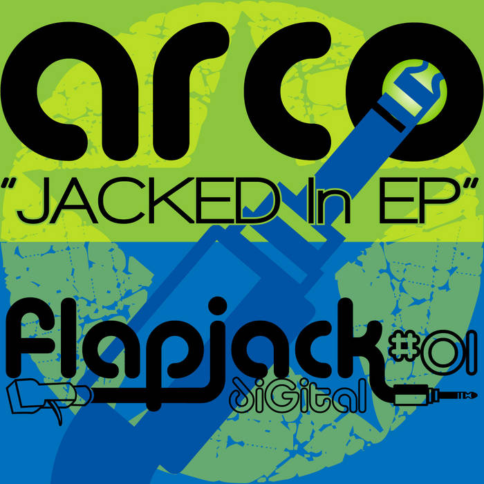 """Jacked In EP"" cover art"