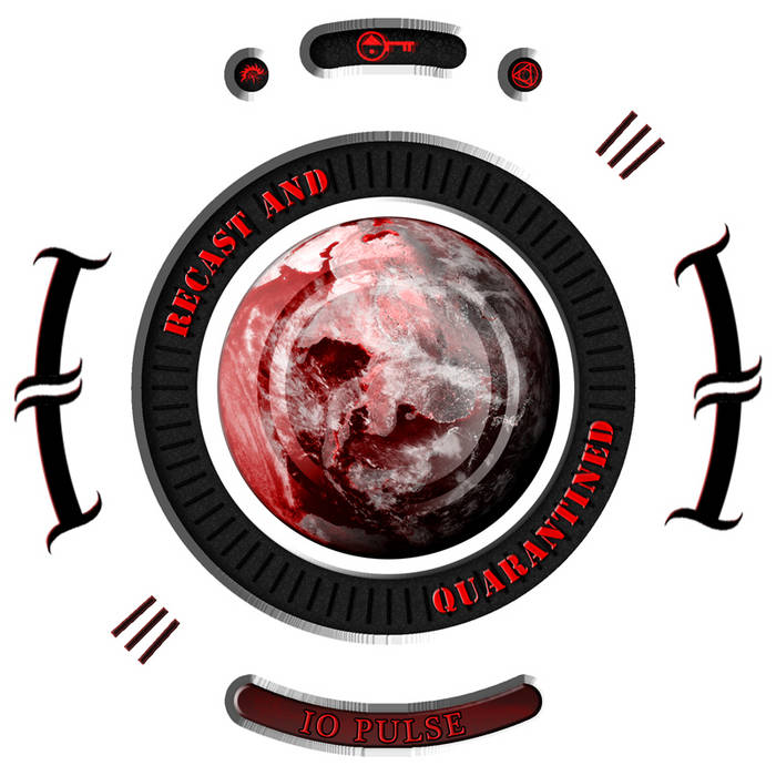 IO Pulse (Recast and Quarantined) cover art