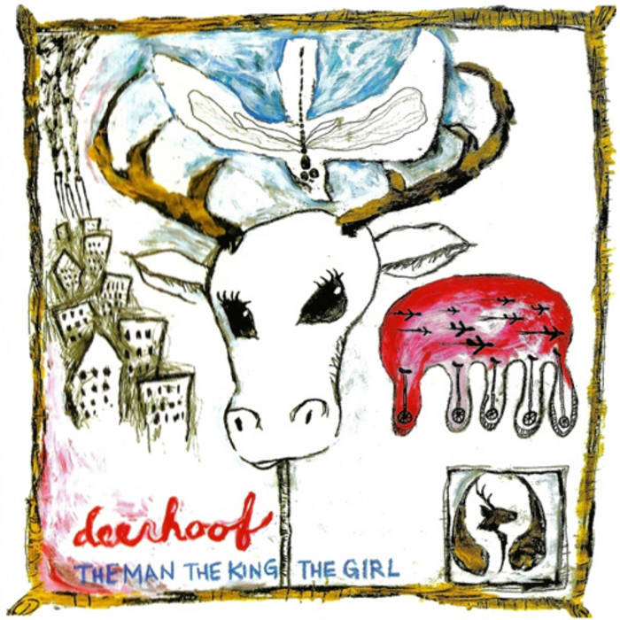 The Man, The King, The Girl cover art