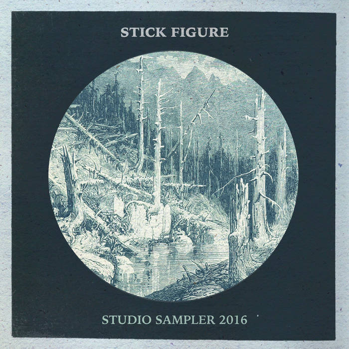 Studio Sampler 2016 cover art