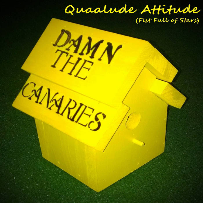 Quaalude Attitude [Single] cover art