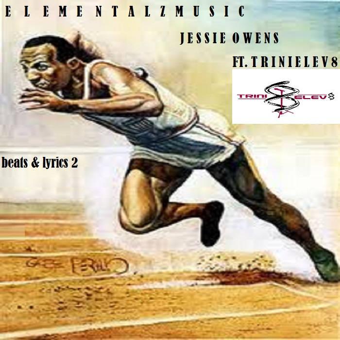 Jessie Owens Ft. Trini Elev8 cover art