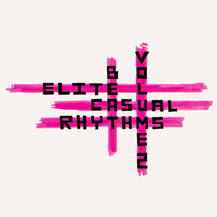 Casual Rhythms Vol. 2 cover art