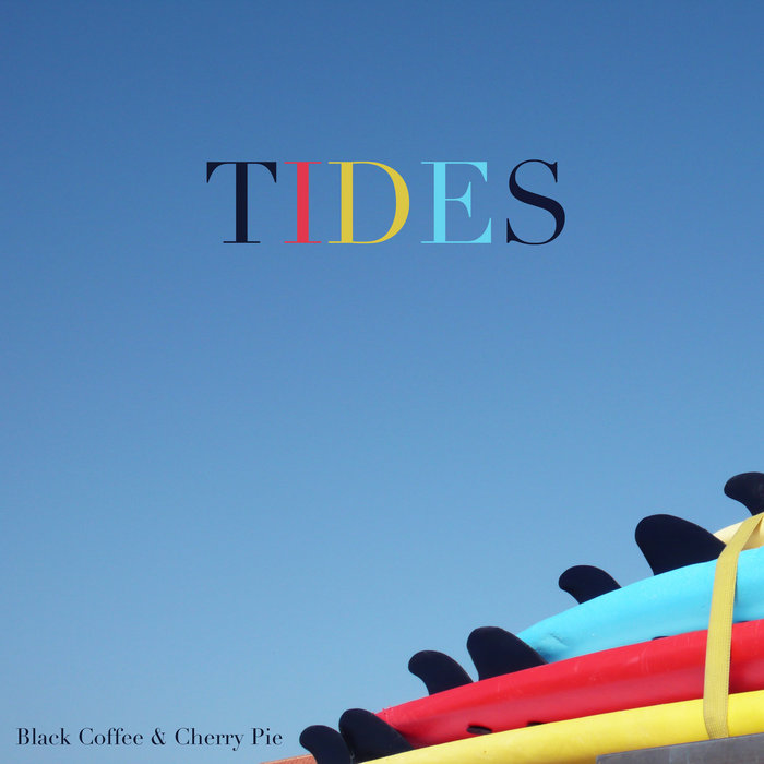 Tides LP cover art