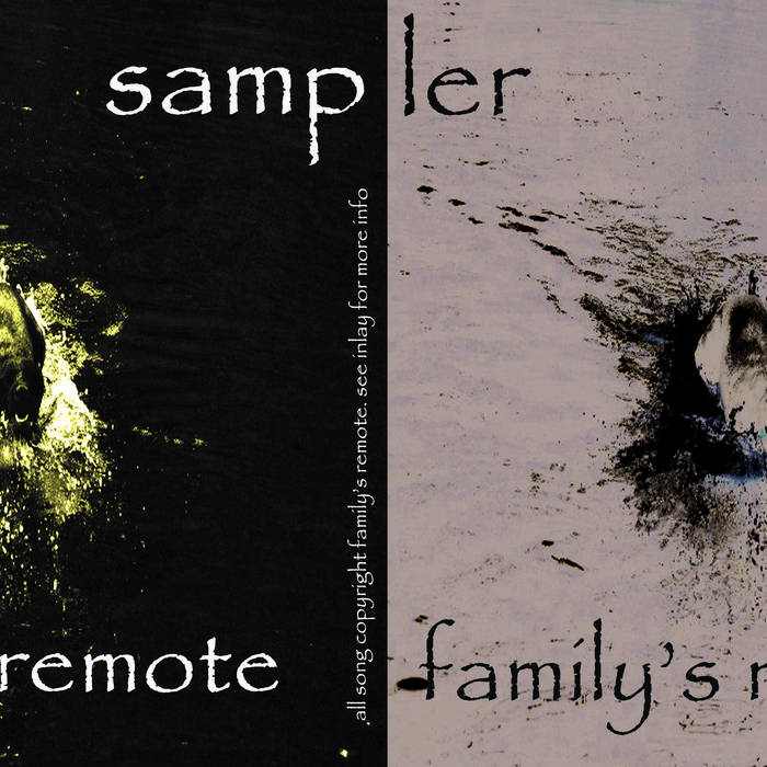 sampler cover art