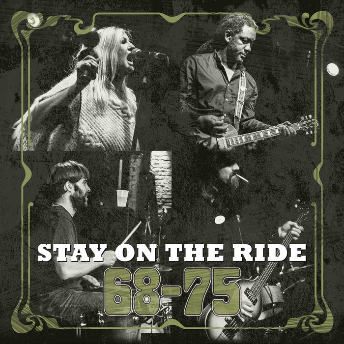 Stay On The Ride cover art