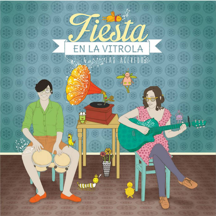 Fiesta en la Vitrola cover art