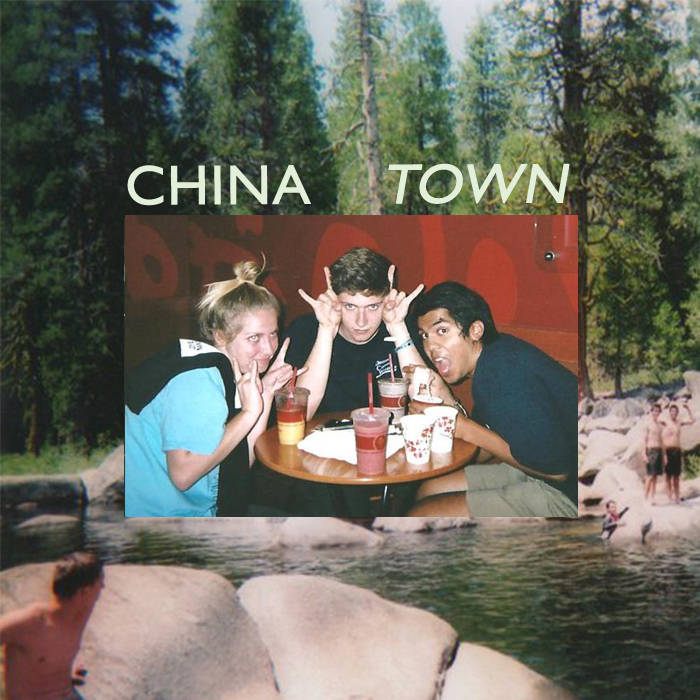 China Town EP cover art