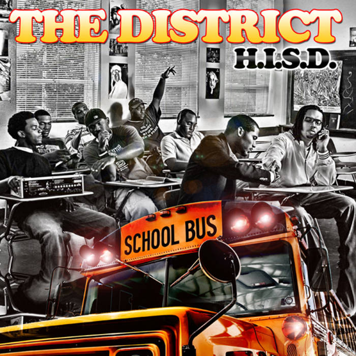 HISD - The District cover art