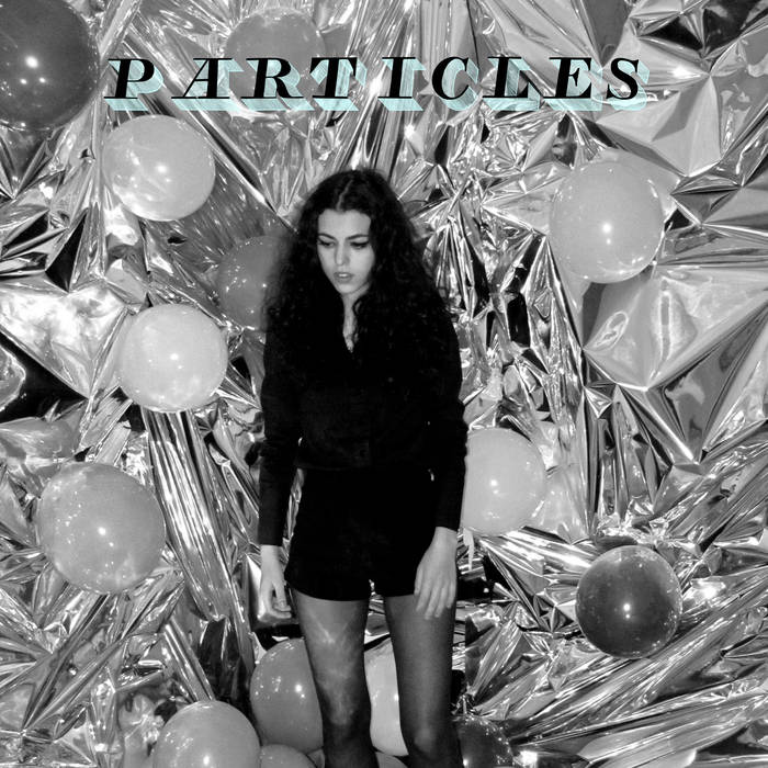 Particles EP cover art